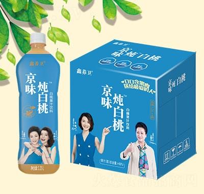 京味炖白桃汁1.25Lx6