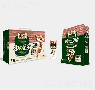 桃源农庄每日坚果复合植物蛋白饮品240mlx20罐