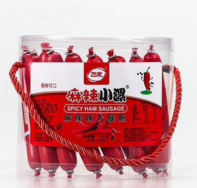 百漯麻辣味火腿肠1kg产品图