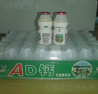 伊智元AD钙乳酸菌饮品