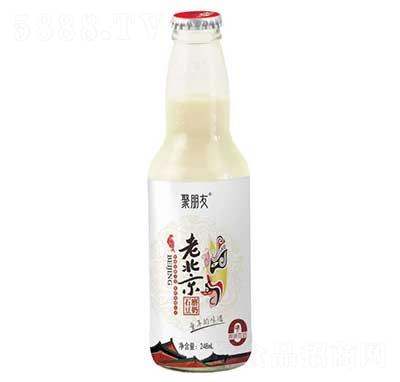 聚朋友老北京石磨豆奶248ml