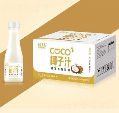 特克萨斯椰子汁450mlX15瓶