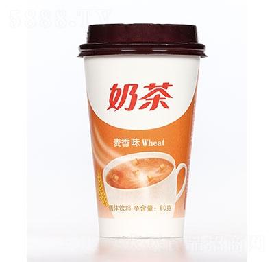 飘飘缘奶茶麦香味80g