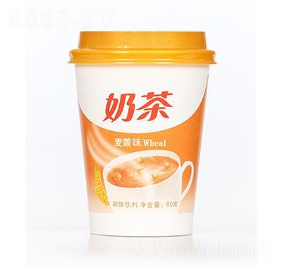 飘飘缘奶茶麦香味80克