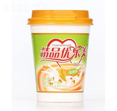 精品优乐美奶茶麦香味80g