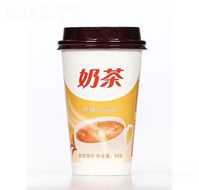 飘飘缘奶茶原味80克