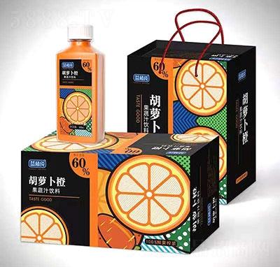 益植�胡�}卜橙果蔬汁�料