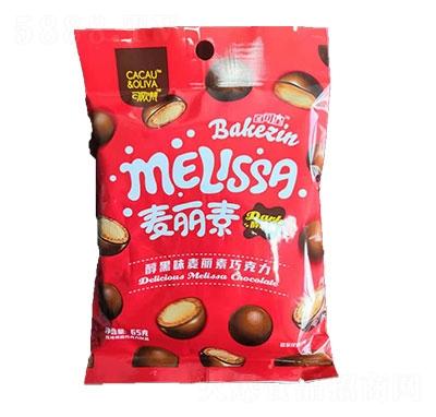 可�W梵醇黑味����素巧克力65g�a品�D