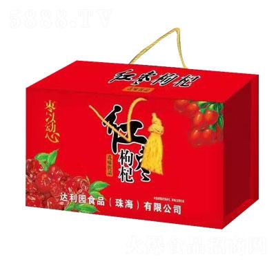红枣枸杞乳味饮品(礼盒)