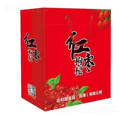 红枣枸杞乳味饮品