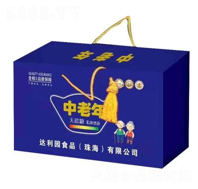 中老年无蔗糖乳味饮品(箱)