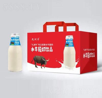 九洲牛水牛酸奶饮品