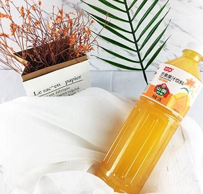 百芝源芒果果汁饮料1.25L