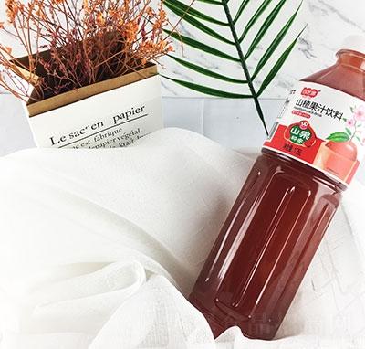 百芝源山楂果汁饮料1.25L