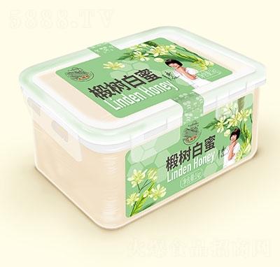养蜂郎椴树白蜜