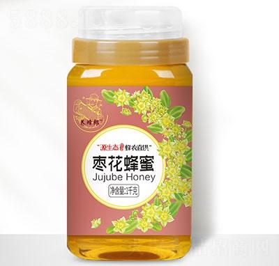 养蜂郎枣花蜂蜜1kg