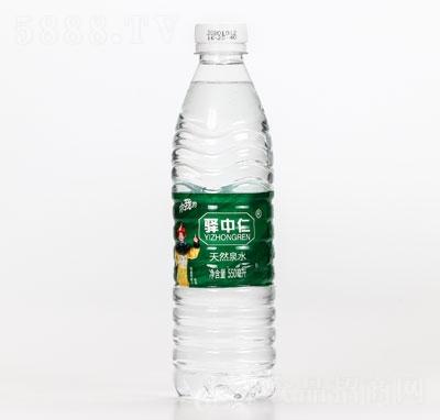 驿中仁天然泉水550ml产品图