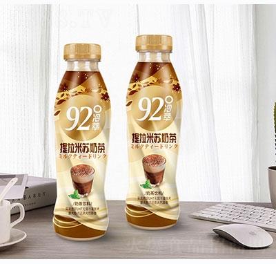 92°冷萃提拉米苏奶茶奶茶饮料