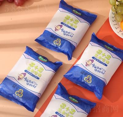 养生冠3+2黑米吐司110g产品图