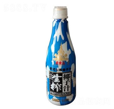 皮皮岛生榨椰子汁1.25L