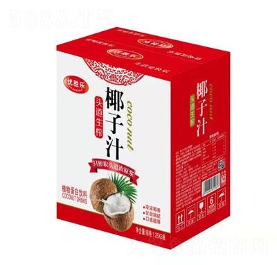 优胜乐椰子汁1.25LX6产品图