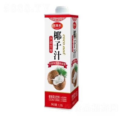 优胜乐椰子汁1.25L产品图