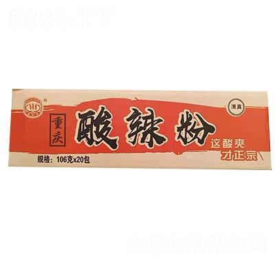 麦金香酸辣粉106x20包产品图