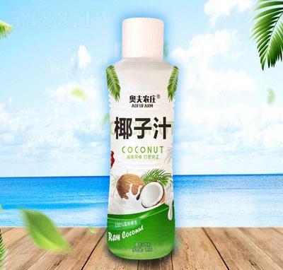 奥夫农庄椰子汁1.25L