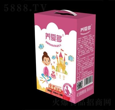 养爱多乳酸菌饮品200mlX16