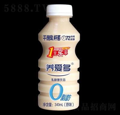 养爱多乳酸菌饮品340ml