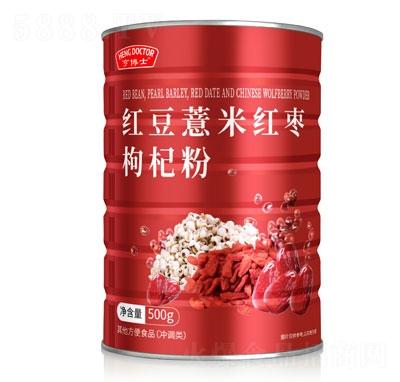 亨博士红豆薏米枸杞粉500g产品图