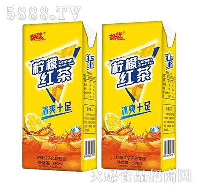 好梦柠檬红茶风味饮料250ml