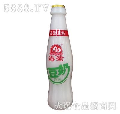 海鹭豆奶原味