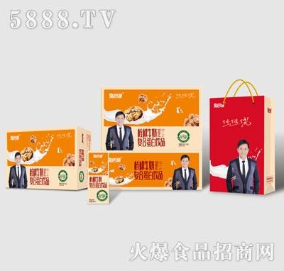 兔巴哥核桃牛奶复合蛋白饮品(礼盒)