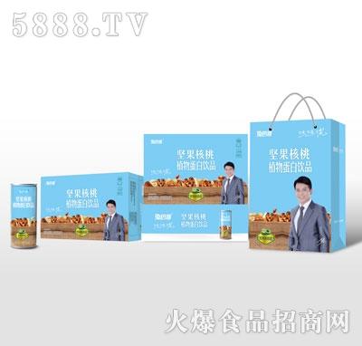 兔巴哥坚果核桃植物蛋白饮品(礼盒)