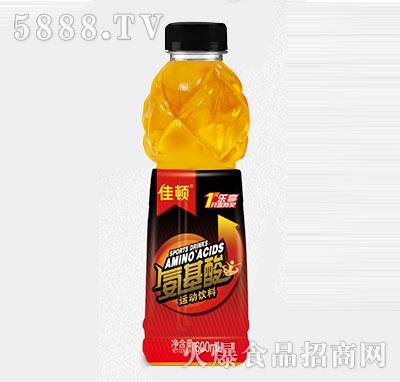 佳顿氨基酸运动饮料600ml产品图