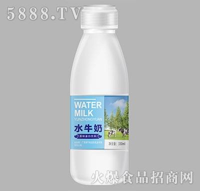 佳顿水牛奶原味蛋白饮料330ml