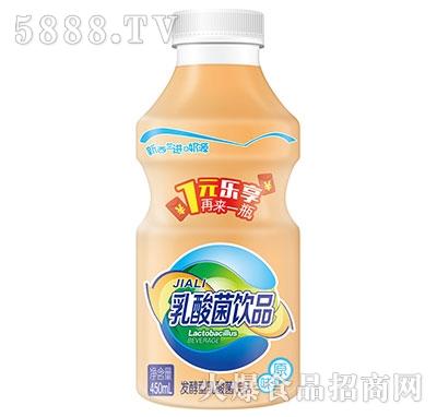 佳顿发酵型乳酸菌饮品原味450ml产品图
