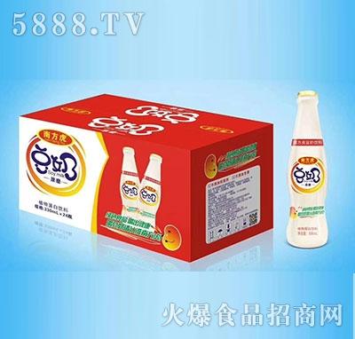 南方虎豆奶植物蛋白饮料330ml×24瓶