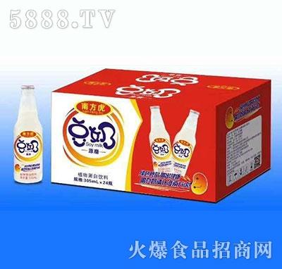 南方虎豆奶植物蛋白饮料305ml×24瓶
