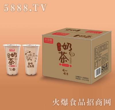 拉莎姆港式奶茶420mlX30