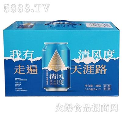 清风度植物饮料310mlx12罐装