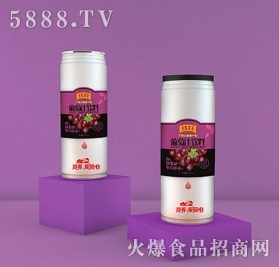 王老吉葡萄汁饮料500ml