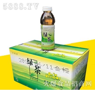 翠绿源绿茶