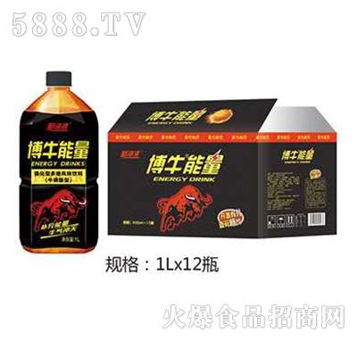 博牛能量维生素功能饮料1Lx12瓶
