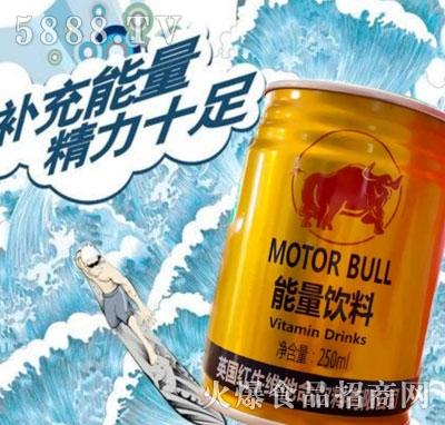 MOTOR-BULL能量饮料(罐)