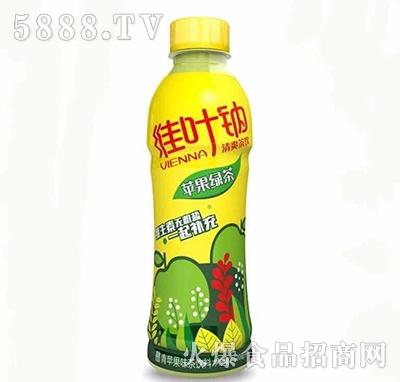 维叶纳柠檬味茶饮料520ml