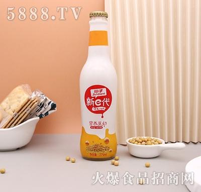 仙津新e代营养豆奶275ml
