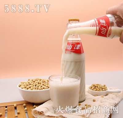 仙津豆奶250ml