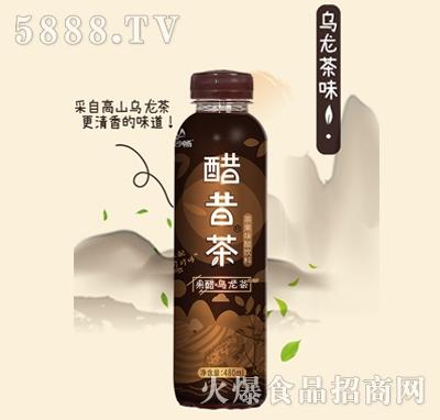 酷昔茶果醋乌龙茶480ml